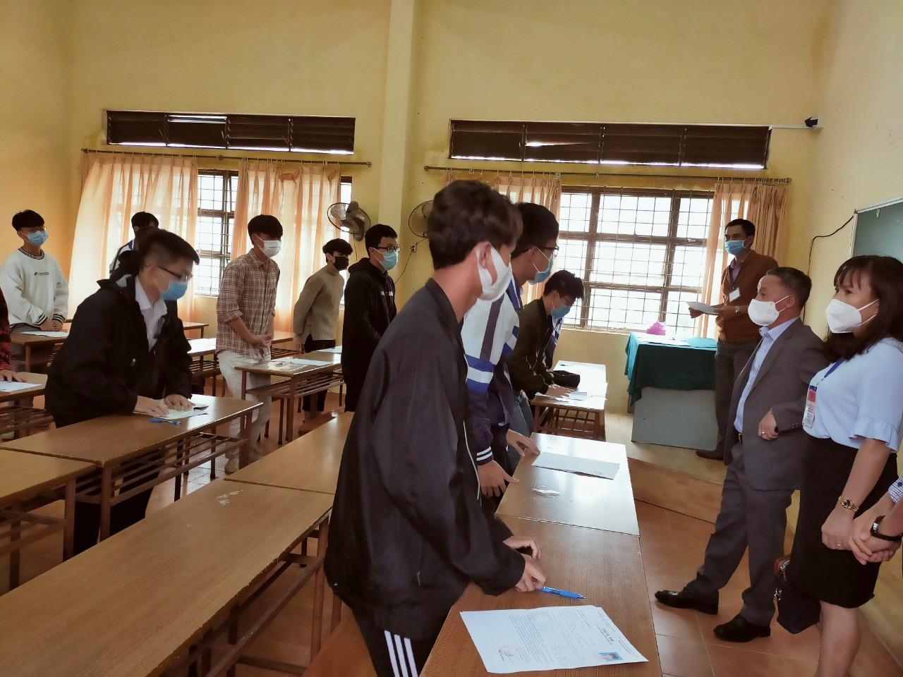 Sở Giáo dục và Đào tạo tỉnh Lâm Đồng chuẩn bị tổ chức thi đợt 2 Kỳ thi tốt nghiệp THPT năm 2021