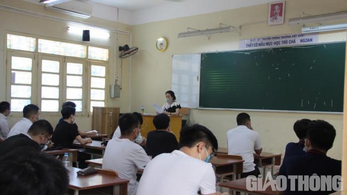 99, 63% học sinh tỉnh Lâm Đồng đỗ tốt nghiệp THPT đợt 1 năm 2021